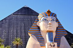 Luxor, Las Vegas Royalty Free Stock Photography
