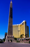 Luxor and Mandalay Bay Stock Photos