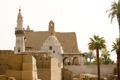 Luxor mosque Stock Photos