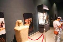 Luxor muzeum - Egipt Zdjęcia Stock