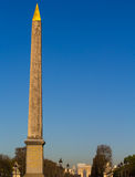 Luxor Obelisk Royalty Free Stock Images