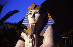 Luxor Sphinx Royalty Free Stock Image