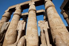 Luxor Royalty Free Stock Images