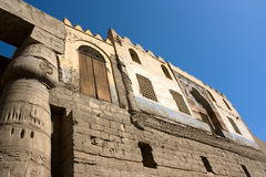 Luxor-Tempel Stockfotografie