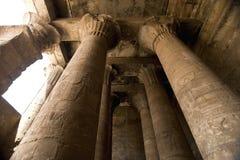 Luxor tempel, Egipt fotografia royalty free