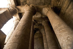 Luxor tempel, Egypt Royalty Free Stock Photography
