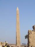 Luxor tempelobelisk Arkivbilder