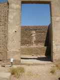 Luxor temple — the ruins of the Central temple of Amun-RA royalty free stock images