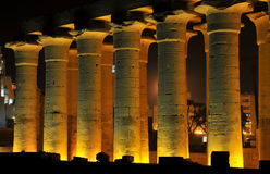 Luxor Temple Royalty Free Stock Images