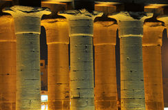 Luxor Temple Stock Image
