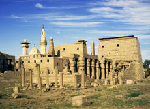Luxor Temple Stock Photos