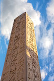 Luxor temple Royalty Free Stock Image