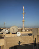 Luxor, the view of the city. Stock Photo