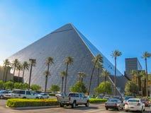 Luxorcasino, Las Vegas Stock Afbeeldingen