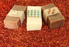 Luxory soap Stock Photos