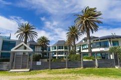 Luxueus bezit in Melbourne Stock Foto
