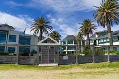 Luxueus bezit in Melbourne Royalty-vrije Stock Foto
