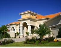Luxueus Huis Stock Foto's