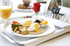 Luxueus Ontbijt 13 royalty-vrije stock foto's