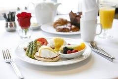 Luxueus Ontbijt 03 royalty-vrije stock afbeelding