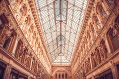 Luxueus plafond Royalty-vrije Stock Afbeelding