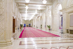 Luxueuze Binnenlands van Paleis Royalty-vrije Stock Fotografie