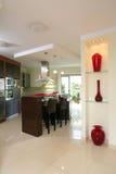 Luxueuze Keuken Stock Fotografie