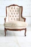 Luxueuze leunstoel Royalty-vrije Stock Afbeeldingen