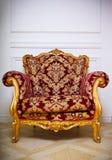 Luxueuze leunstoel Royalty-vrije Stock Foto's