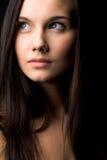 Luxueuze vrouw Royalty-vrije Stock Fotografie