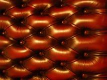 Luxuoso 2 horizontais de couro Imagem de Stock