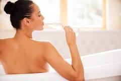 Luxuoso relaxe Imagem de Stock