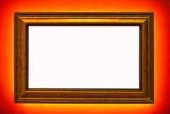 Luxuray-Fotorahmen Lizenzfreies Stockfoto