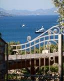 Luxureous view Stock Image