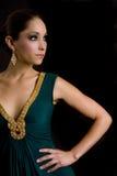 Luxuriöse Frau lizenzfreie stockfotografie
