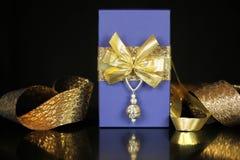 Luxuriöse Geschenkanordnung Lizenzfreies Stockfoto