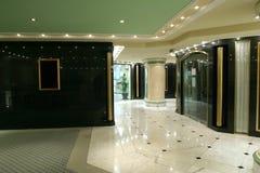 Luxuriöse Halle Stockbild