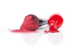 Make-up. Stockfoto