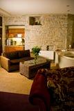 Luxuriöser Raum stockbild