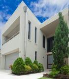 Luxuriöses Haus Lizenzfreie Stockfotografie