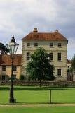 Luxuriöses Haus Stockfotos