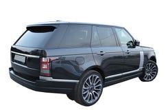 Luxuriöses SUV lizenzfreies stockfoto