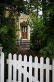 Luxuriant garden Stock Photography