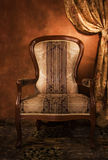 Luxurious aristocratic  interior. Luxurious interior in the aristocratic style Stock Images