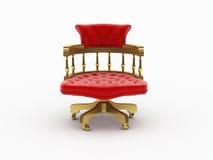 Luxurious armchair Stock Image