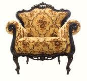 Luxurious armchair Stock Photos
