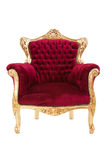 Luxurious armchair Royalty Free Stock Photography