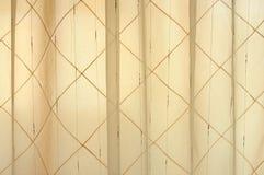 Luxurious background - stylish blinds. Royalty Free Stock Images