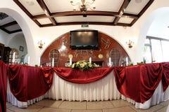 Luxurious ballroom Royalty Free Stock Photos