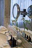 Luxurious bathroom Stock Image